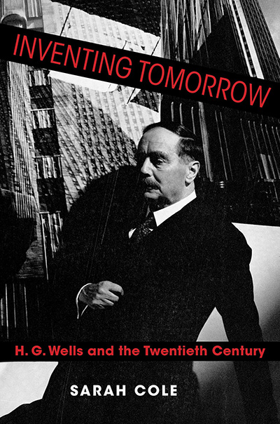 Inventing Tomorrow Book Cover