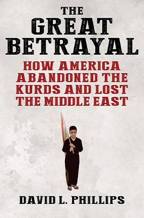 The Great Betrayal book cover