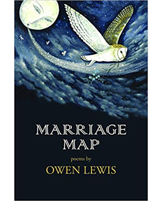 Marriage Map, Poems by Owen Lewis