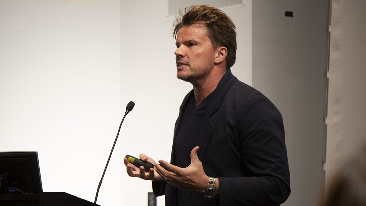 Architect Bjarke Ingels Presents His Vision of Playful Sustainability