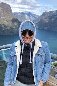 Courtney Jiggetts in Norway