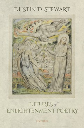 """Futures of Enlightenment Poetry"" book cover."