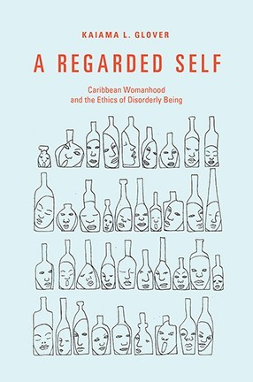 """A Regarded Self"" book cover"