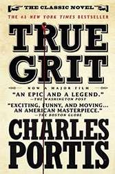 Book cover of True Grit by Charles Portis