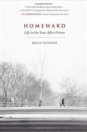 "Book cover ""Homeward: Life in the Year After Prison"""