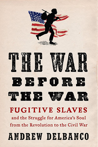 book cover for The War Before the War