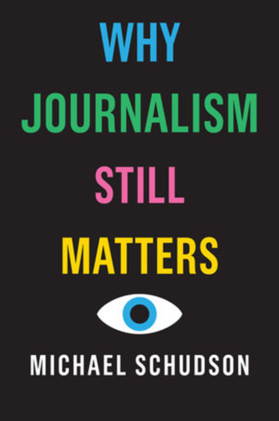 book cover Why Journalism Still Matters