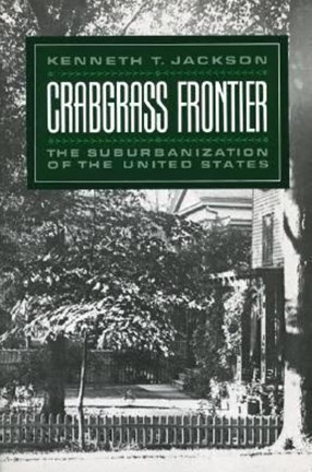 book cover of crabtree in front of a house