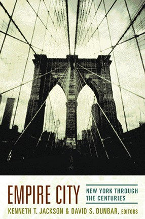 Book cover of Brooklyn bridge