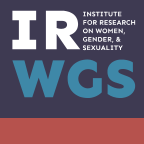 Logo saying IRWGS