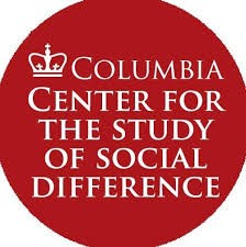Center for the Study of Social Difference text on red background