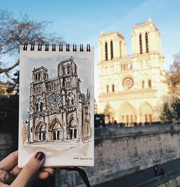 What's Next for Notre-Dame?   Columbia News