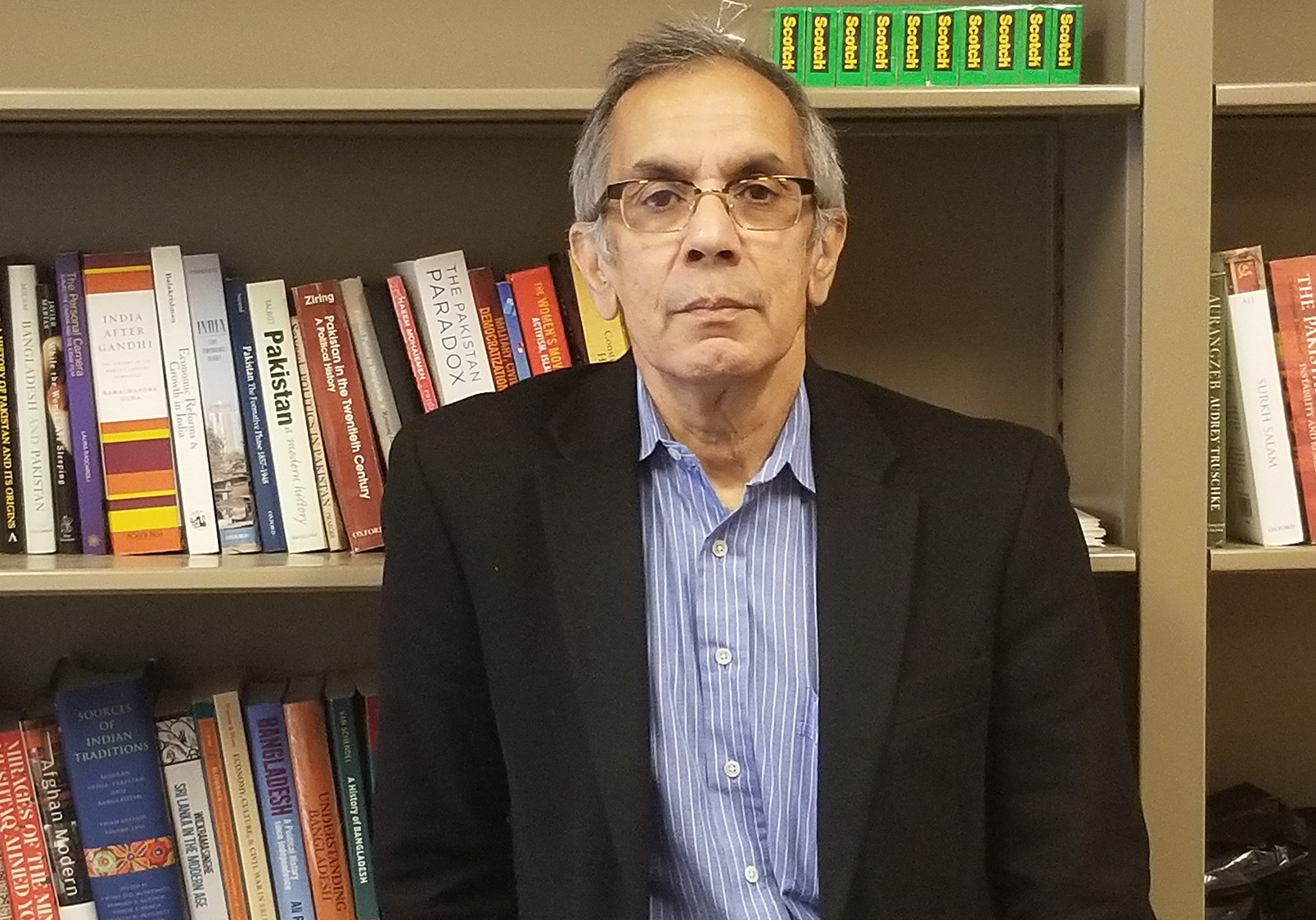 Prof. S. Akbar Zaidi Discusses Upcoming Indian Elections and the Situation in Kashmir