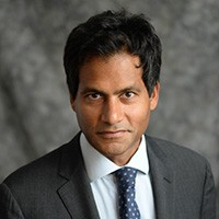 headshot of Jameel Jaffer